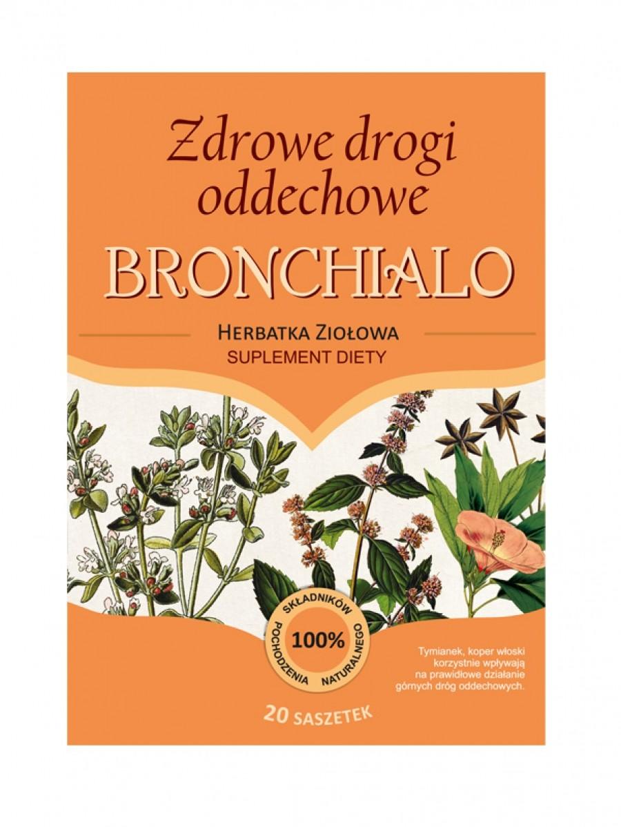 herbatka bronchialo